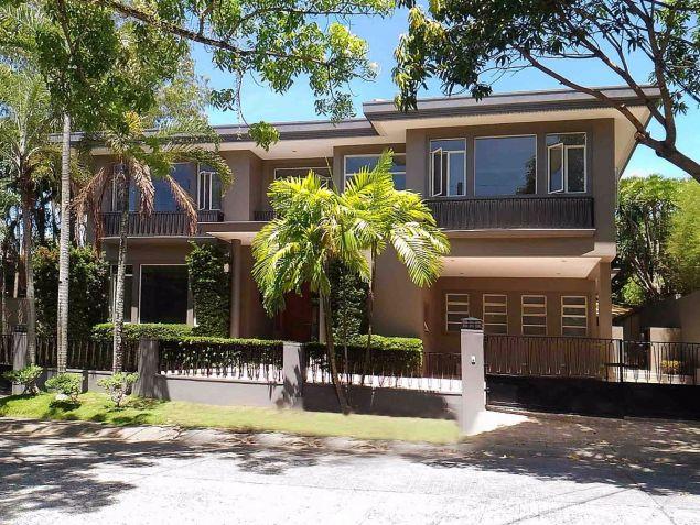 Ayala Alabang House for Rent 4BR - 0