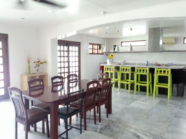 7 Bedroom House with Swimming Pool for Rent in Cebu City Talamban - 6