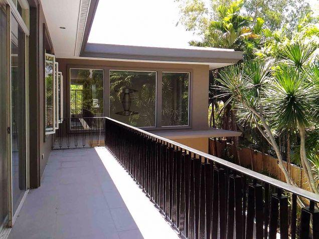 Ayala Alabang House for Rent 4BR - 1