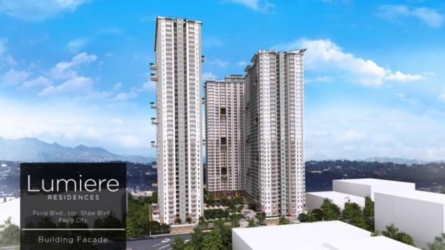 Resale 2bedroom in Lumiere residences West tower asume balance - 9