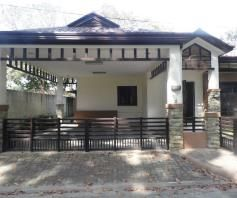 1 Storey House and lot for rent in Friendship - 40K - 1