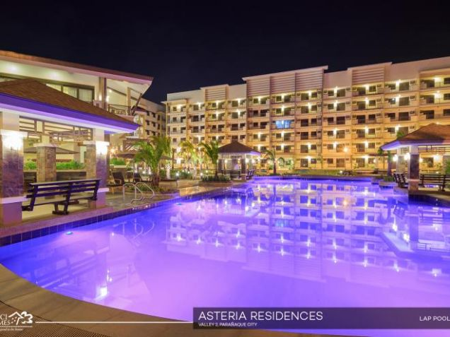 3 Bedroom Rent to Own Condo in Asteria Residences near Alabang Town Center - 2