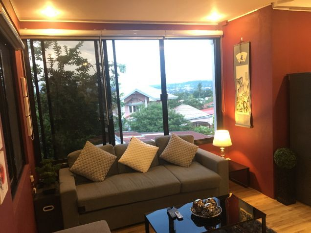 Fully Furnished 2 Bedroom, 70sqm Floor, 200sqm Lot, 1 T&B, Maid's room with T&B, Apartment, GSIS Heights, Matina, Davao City - 3
