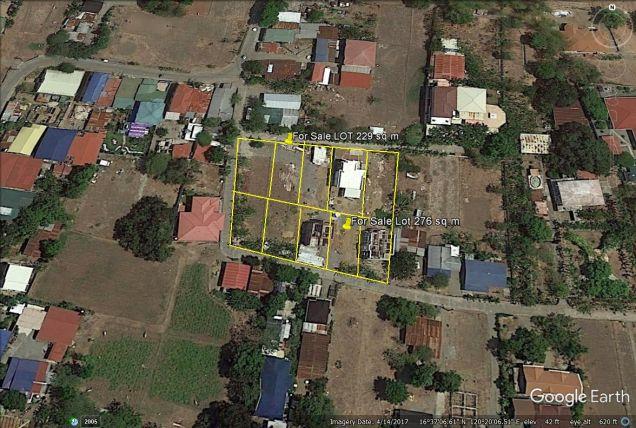 Vacant Lot Santiago Norte San Fernando City La Union - 0