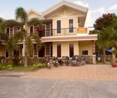 Fully Furnished 4 Bedrooms House for Rent Located at Angeles Sport Club - 3