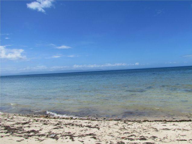 For sale 4,659 sq.m. Beach Lot in Union, San Francisco, Camotes Island, Cebu - 6