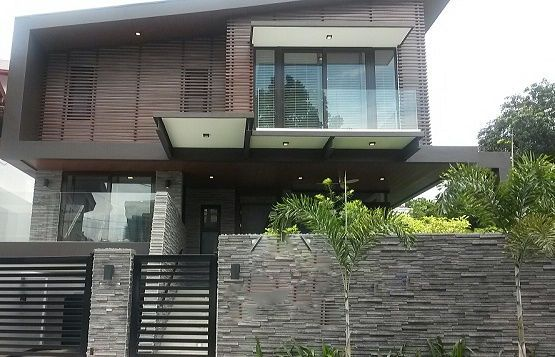 White plains brand new house with pool for sale quezon city for House with swimming pool for sale in quezon city