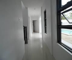 For Rent House With Pool In Angeles City Pampanga - 1