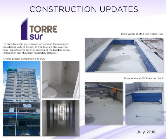 Torre Lorenzo Sur, 1 Bedroom for Sale, Las Pinas, Phillipp Barnachea - 2