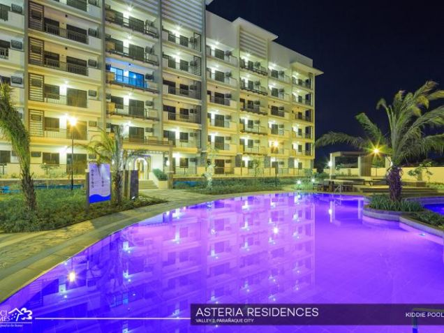 3 Bedroom Rent to Own Condo in Asteria Residences near Alabang Town Center - 1