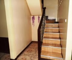 House and lot with yard for rent inside a gated Subdivision in Friendship - 75K - 1