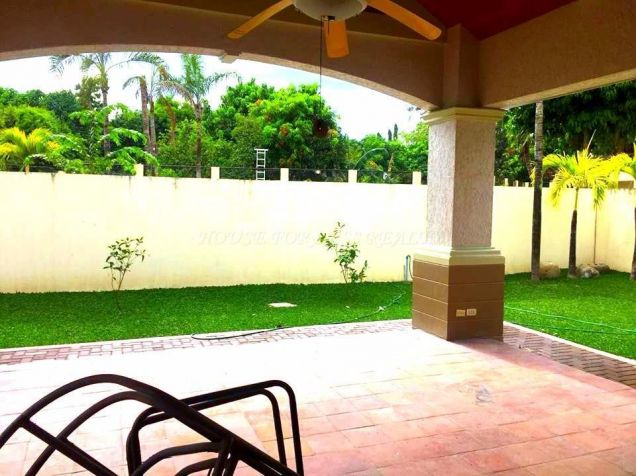 4 Bedroom Furnished Bungalow House and Lot for Rent Near Holy Angel University - 9