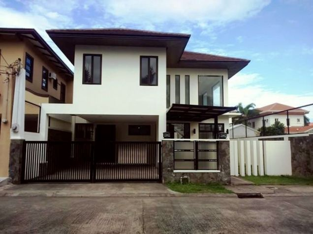 2-Storey House & Lot For Rent In Friendship Angeles Pampanga near Clark - 0