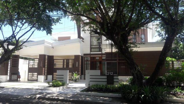 Brand new house for rent, 5 bedrooms, semi fur, Ayala Alabang,  Muntinlupa City - 6