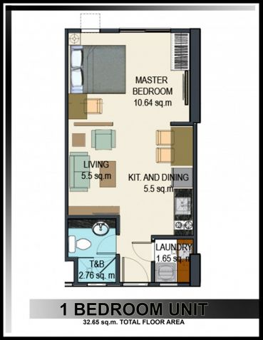 Matina Enclaves Studio and 1 Bedroom - 4