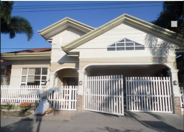 3 Bedroom Furnished Bungalow House For Rent In Angeles City - 0