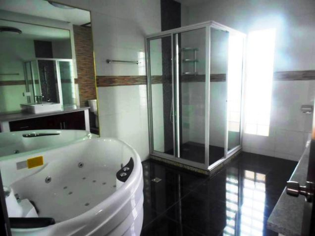 Brandnew House and Lot for Rent in Hensonville Angeles City - 8
