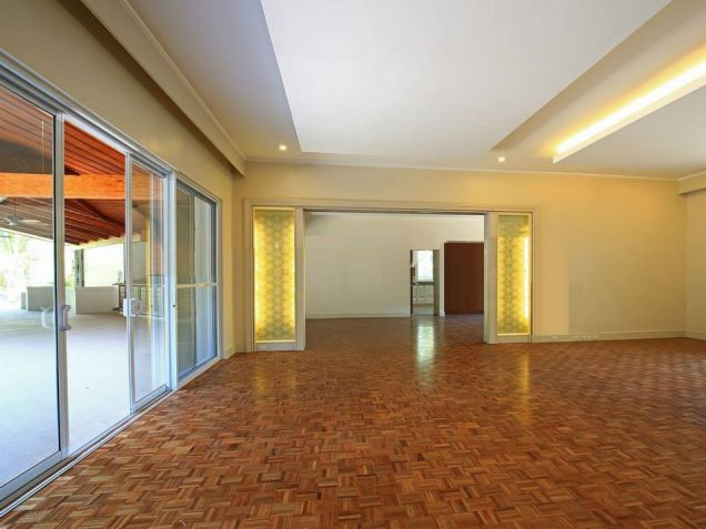 House and Lot for Rent in Forbes Park Makati - 0