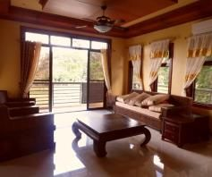Fully Furnished 4 Bedrooms House for Rent Located at Angeles Sport Club - 2