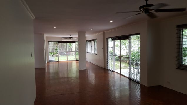 Dasmarinas Village 4BR House for Rent Makati City - 0