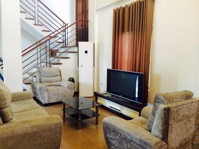 4 Bedroom Furnished Modern House In Angeles City - 0