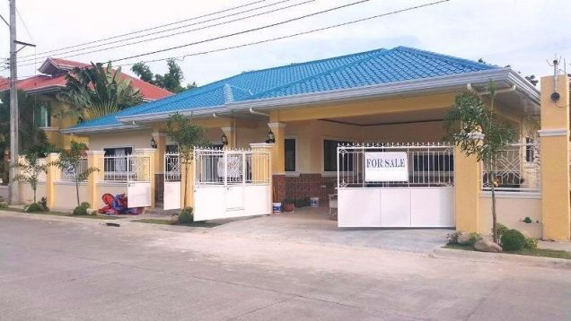 BUNGALOW House & Lot For RENT or SALE In Angeles City Near CLARK - 9