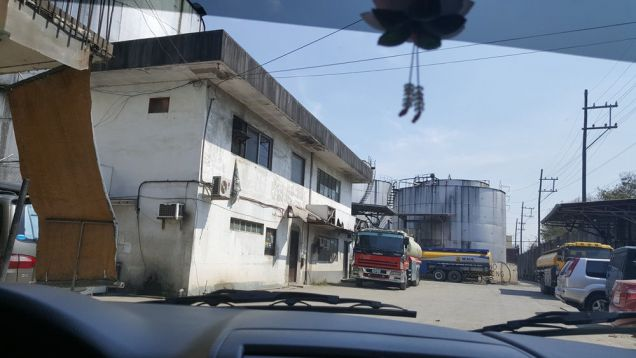 For sale lot in Pandacan Manila with existing oil depot good for housing and condominium projects - 2