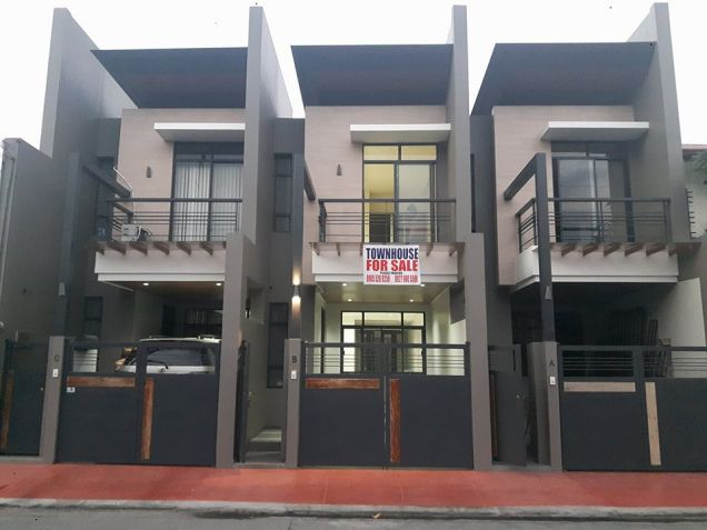 Zen Type House And Lot For In Goodrich Village Concepcion Uno Marikina City