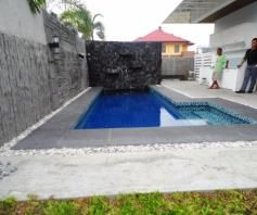 W/ private swimming pool 2 Storey House & Lot For RENT In Hensonville Angeles - 5