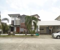 For Rent Four Bedroom House With Big Garden And Pool In Angeles City - 0