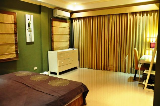 Furnished House and Lot for Rent in Hensonville Angeles City - 9
