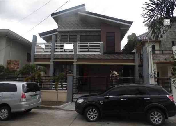 4 bedrooms for rent in Hensonville Angeles City - 50K - 0