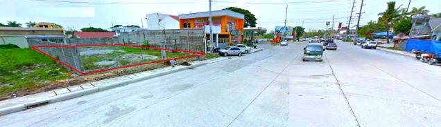 Commercial Lot In Friendship Angeles City For Lease - 1