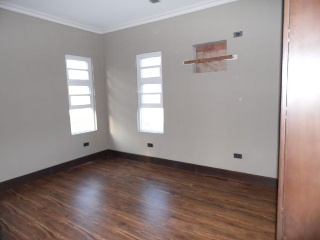Unfurnished 3 Bedroom House and Lot with Big Yard in Friendship - 6