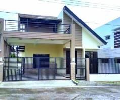 New Gated Bungalow House For Rent In Angeles City - 2