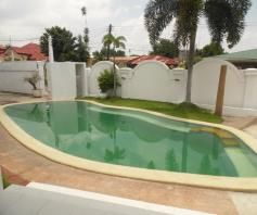 2 Storey 5Bedroom House & Lot w/pool for RENT in Balibago, Angeles City - 5