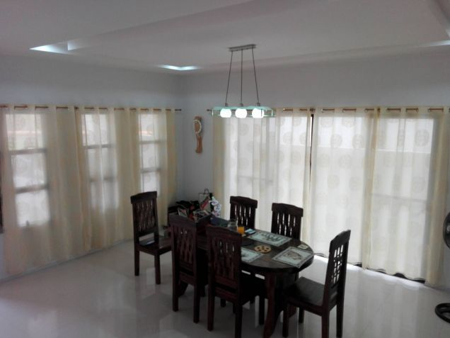 4 Bedroom House And Lot For Rent At Angeles City Near Clark - 5