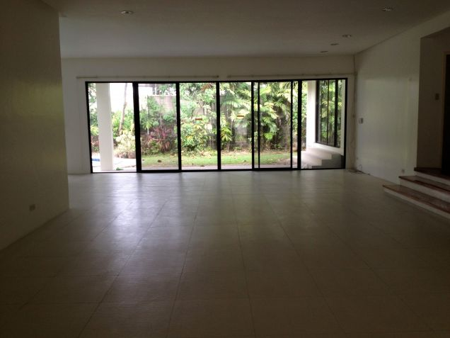 House for Rent in Forbes Park, Makati City - 0