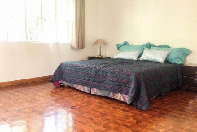 3 Bedroom Spacious and Well-Maintained House and Lot for Rent in San Lorenzo Village, Makati City(All Direct Listings) - 2