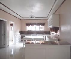 Spacious Bungalow House for rent in an exclusive Subdivision in Friendship - 50K - 4