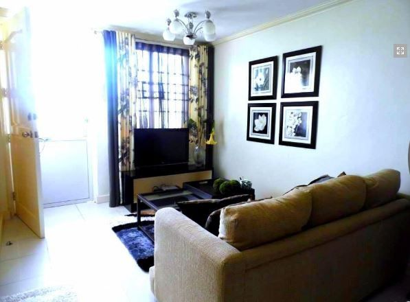 Furnished 3 Bedroom Duplex House In Angeles City For Rent - 1