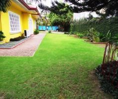 2 Storey House and Lot with Swimming Pool for Rent in Mabalacat Angeles City - 1