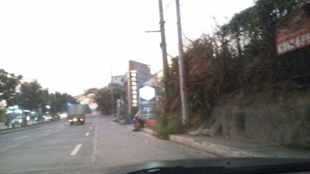 Commercial Lot along Congressional Avenue Extension with existing House - 1