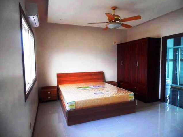 3BR Furnished House and Lot for rent near SM Clark Pampanga - P62.5k - 3