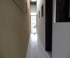 For Rent Furnished Two Story House In Angeles City - 2