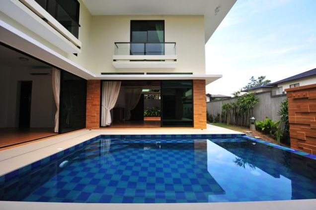 Ayala Sonera Village House For Rent - 0