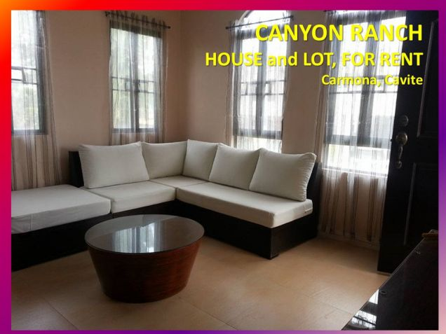 Furnished House and Lot for Rent Lease Near Alabang Madrigal Northgate - 1