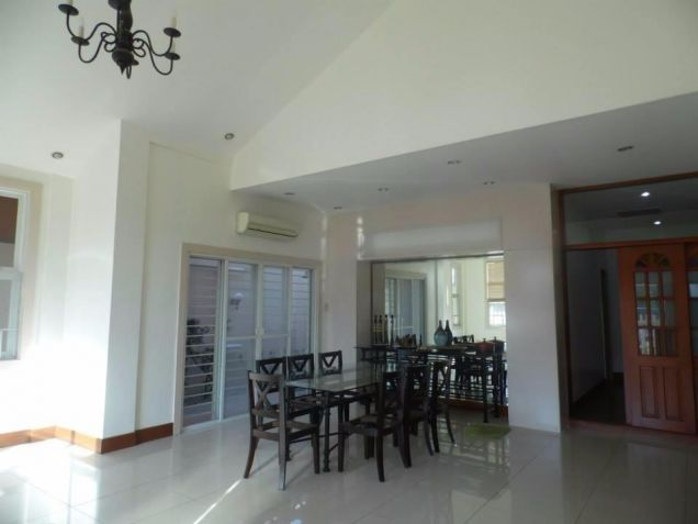 For Rent 3 Bedroom Furnished Bungalow House In Angeles City - 2