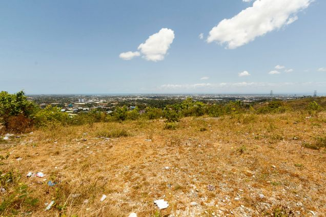 1000 SqM Hilltop Lot for Sale Overlooking Cebu City - 2