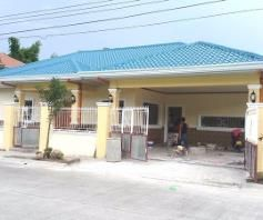3 Bedroom Brand New Bungalow in Angeles City - 1
